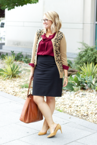 leopard+print+at+work